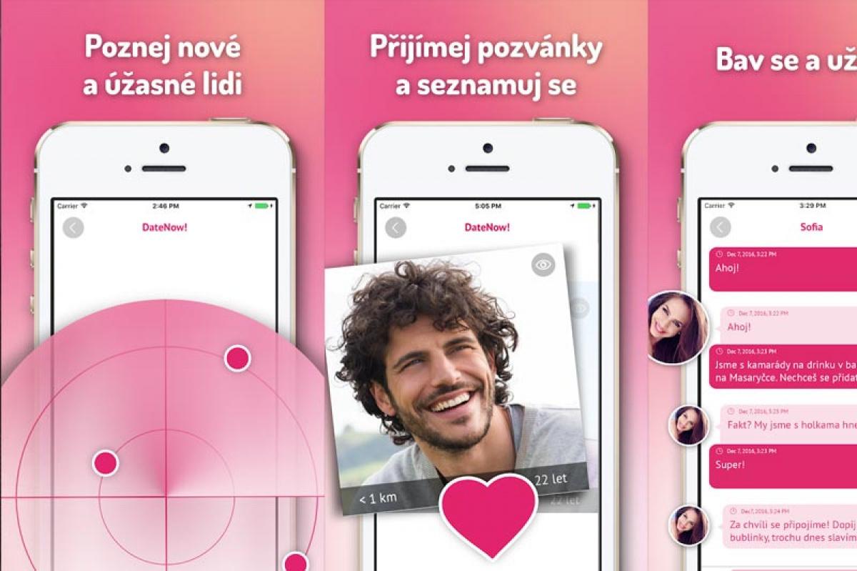 Nejlepší nové aplikace pro seznamování s iphone