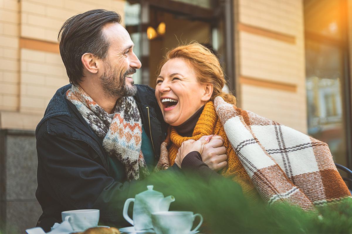 Randit s ženou vyšší než ty